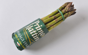 Green asparagus - Package