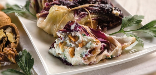 Recipes with radicchio